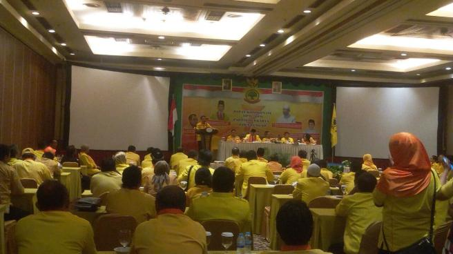 DPW Berkarya Jawa Tengah Kisruh