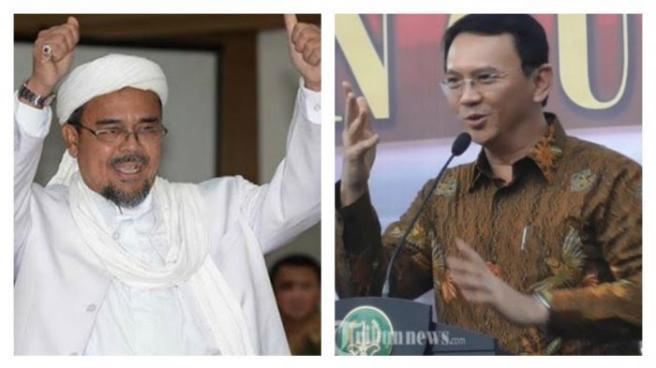 Faisal Assegaf: Ahok Lebih Kesatria Dibanding Habib Rizieq