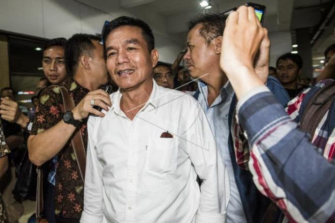 Bupati Bengkulu Selatan Ditangkap KPK