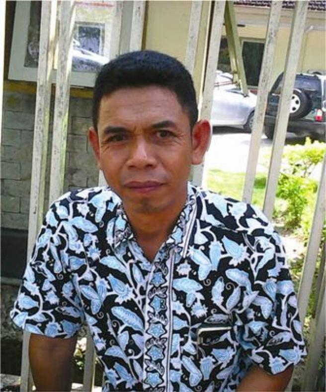 Masyarakat  Desa Cancung Bojonegoro Duga Kadesnya Tilep Dana Desa