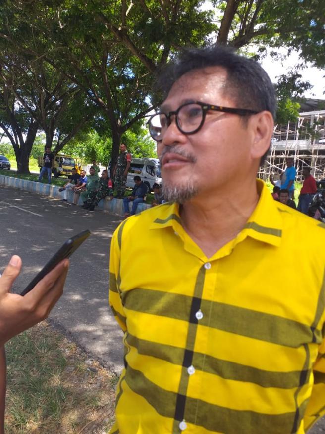 Sebagian TPS di Kecamatan Kabupaten Kepulauan Tanimbar Belum Mencoblos