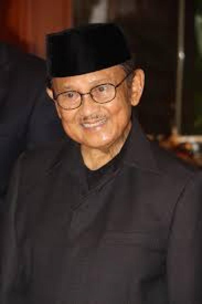 Habibie, Demokrat Sejati Indonesia