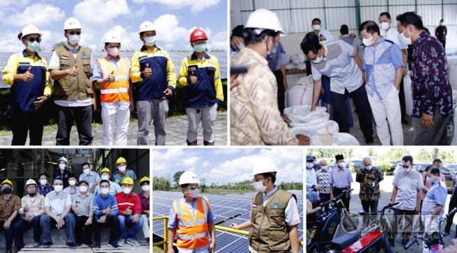 Menteri PPN/Kepala Bappenas: Ketersediaan Energi Dukung Pengembangan Investasi di NTB