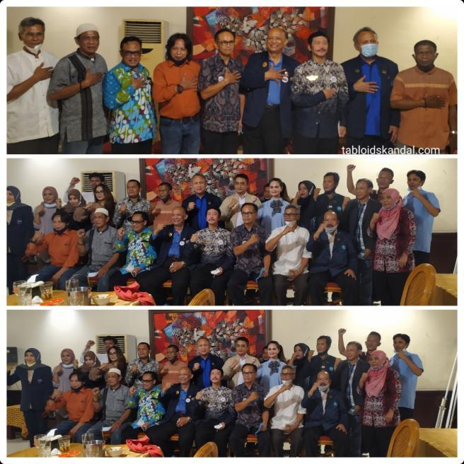 DPP IPJI Adakan Buka Bersama Dan Ramah Tamah Sesama Pengurus