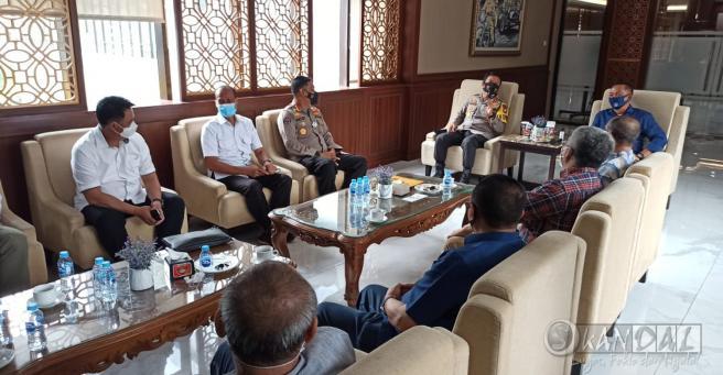 Gandeng PWI Kapolda Jawa Timur Perangi Berita Hoax di Jatim