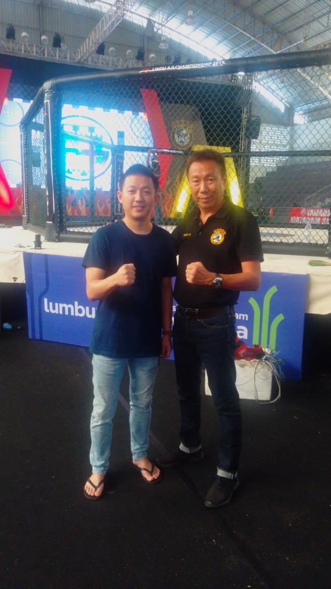 Dibuka Walikota Semarang, Yayasan Lindu Aji Gelar Kick Boxing ke 16