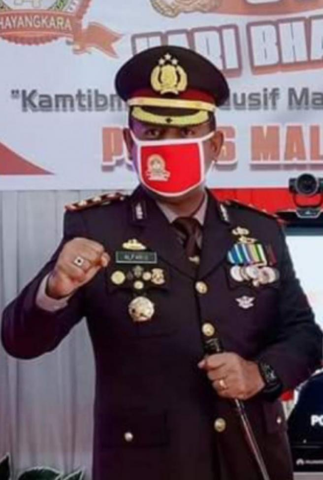Polres Tual Tetapkan Empat Tersangka Insiden Pengukuhan Kepo Ohoiel